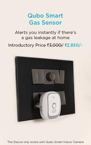 Qubo smart gas sensor