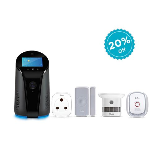 Qubo Complete Smart Home Kit