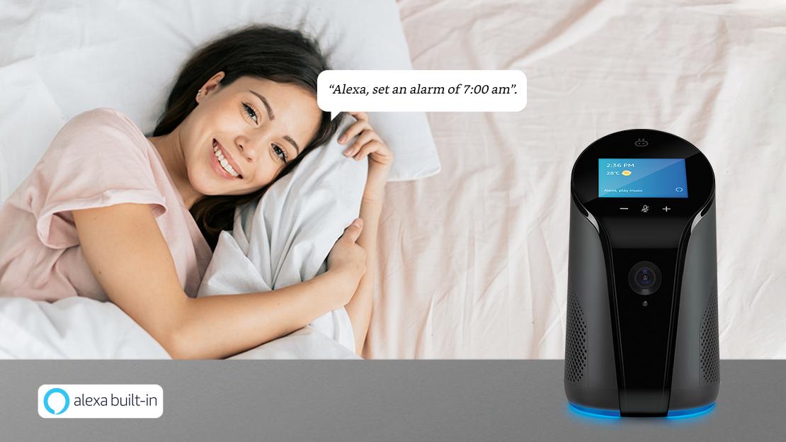 Qubo smart indoor camera features